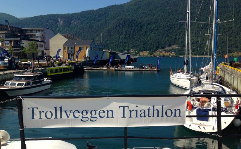 Trollveggen Tri 2014 – Race report